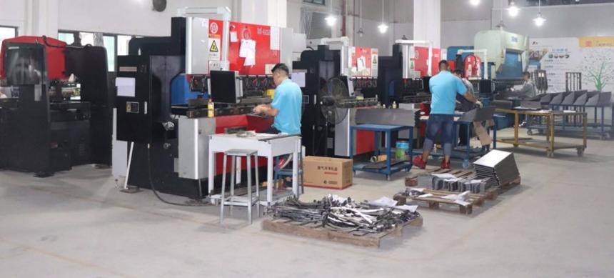 杭州钣金加工设备