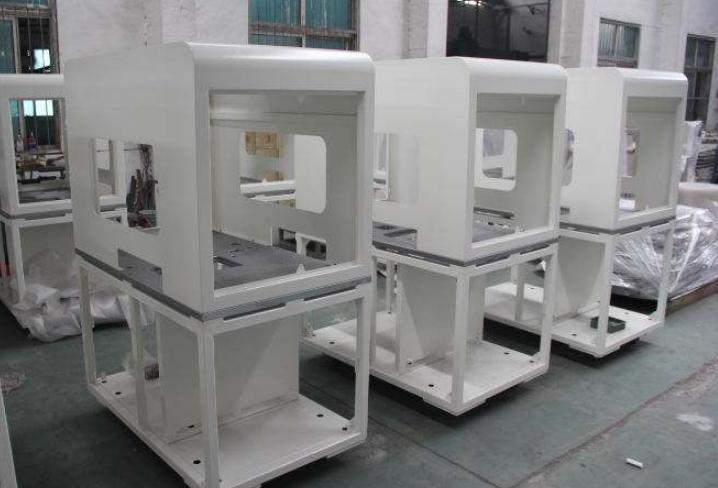 杭州精密钣金加工常用设备