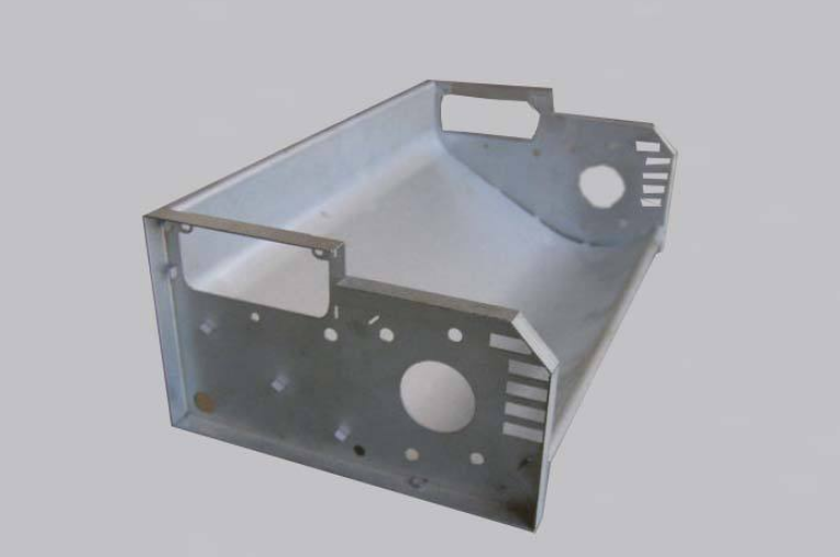 杭州精密钣金加工之电镀锌钢板