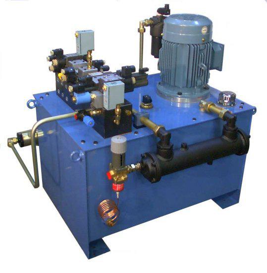 洛阳中泰矿井提升机液压站常见问题处理方法