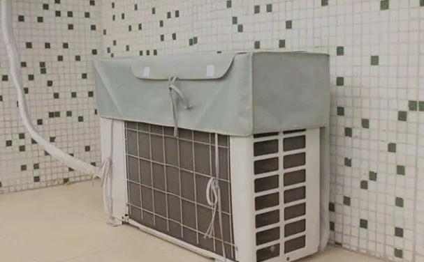杭州中央空调空调外机安装