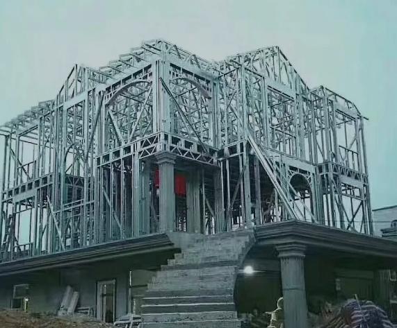 绍兴轻钢别墅