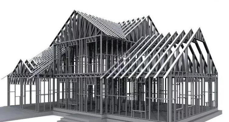 选择轻钢别墅厂家应该注意哪些问题?
