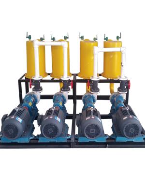 循环供水泵组