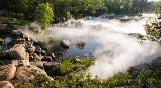 重庆人工造雾