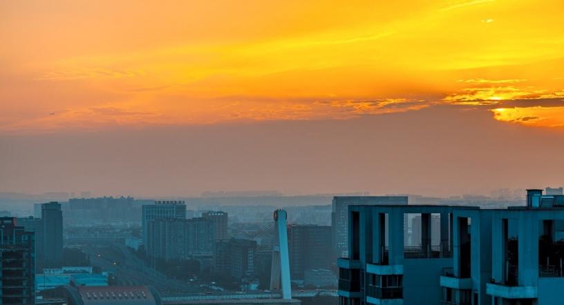 巴蜀-天府之国《城市之光》