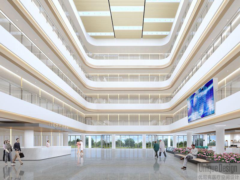 医院设计-南京优尼克