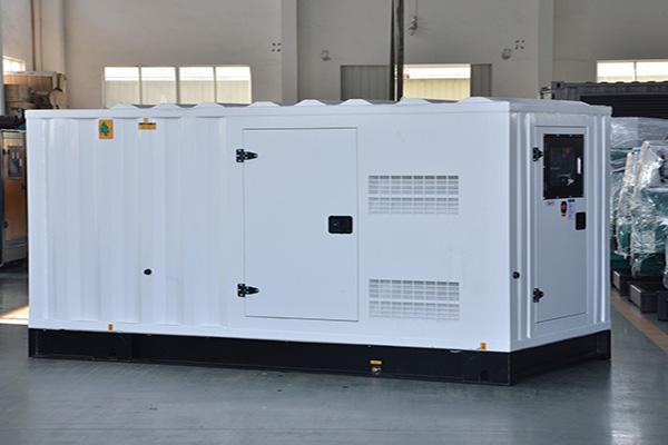 移动柴油发电机组