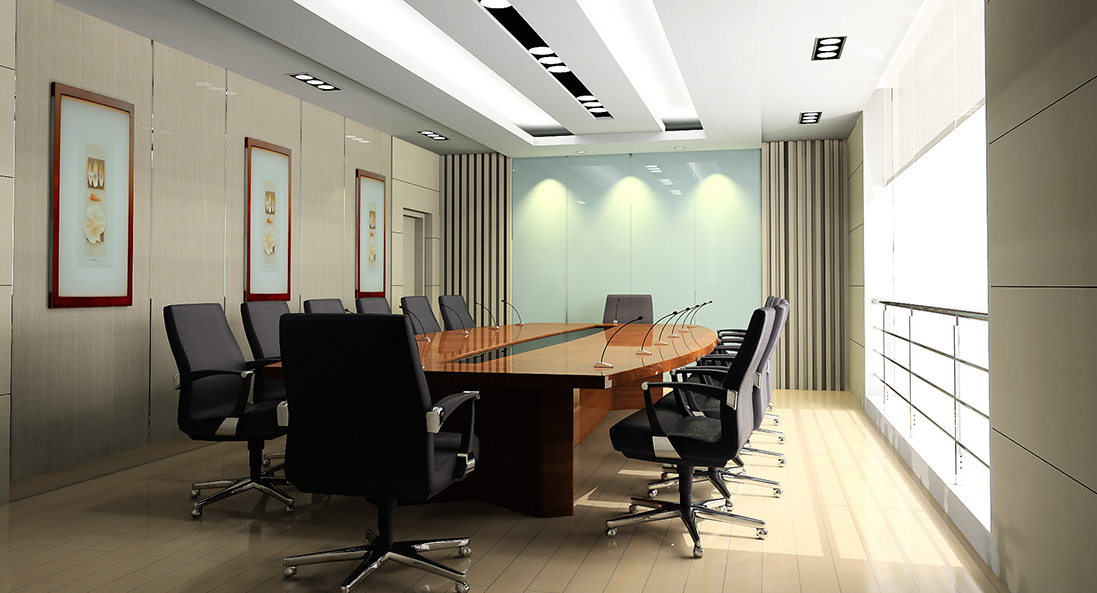 公司辦公室場景