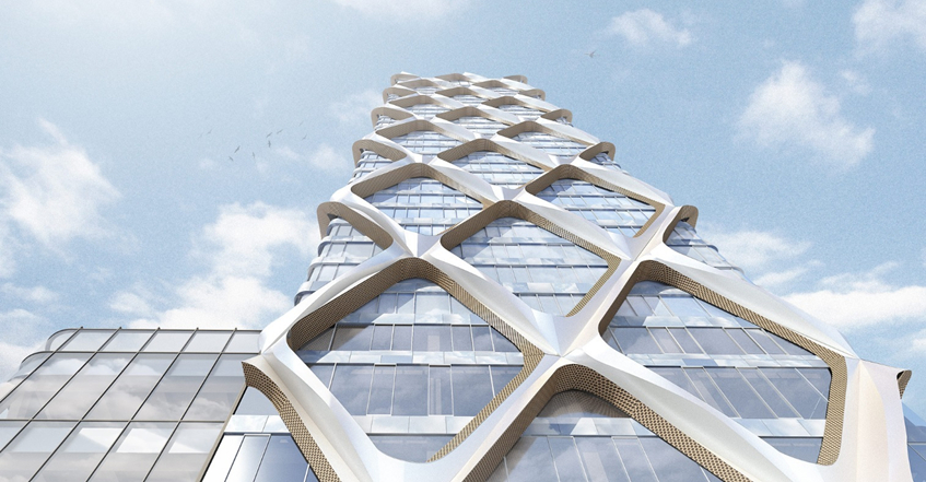 Sidewalk Labs 发布木材高层建筑设计原型,探索木建筑的高度上限