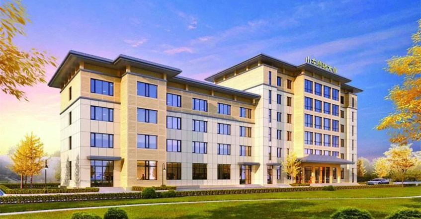 国内首座6层纯木结构建筑将在蓬莱面世
