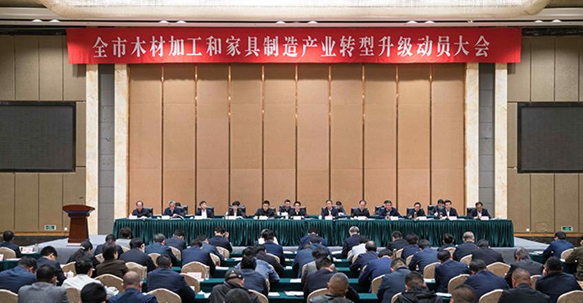 青伊湖镇:多措并举,助推绿色板材产业发展
