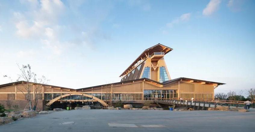 第十届江苏园博会主展馆荣获2020年全国绿色建筑创新奖一等奖