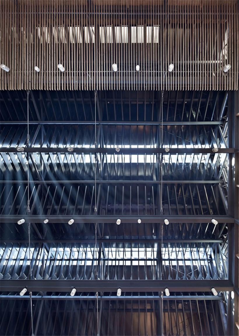 16_屋面结构及吊顶局部_-Roof_structure_and_ceiling_©Hou_Bowen.jpg