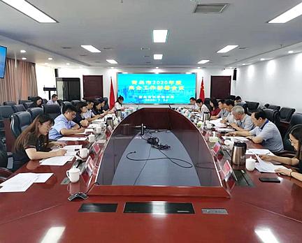 青岛市科技局加强区市协同,聚力攻坚高企培育年度目标