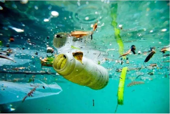 海洋塑料垃圾