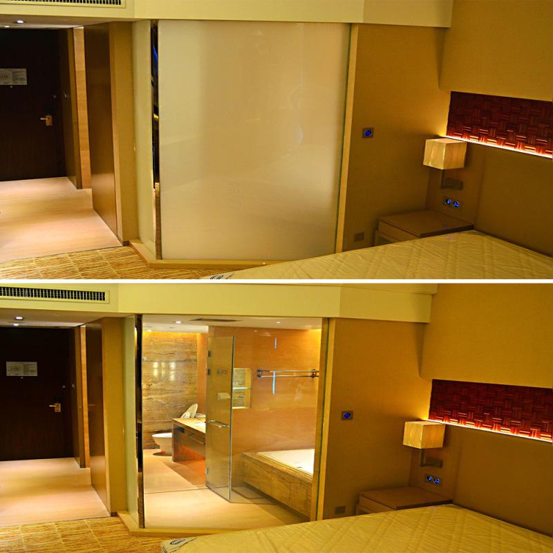 调光玻璃,调光玻璃隔断,福州调光玻璃