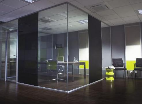 调光玻璃,调光玻璃隔断,夹丝玻璃