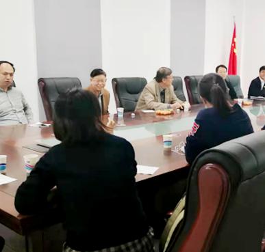 中国科学院力学研究所所长秦伟一行调研中科引力公司