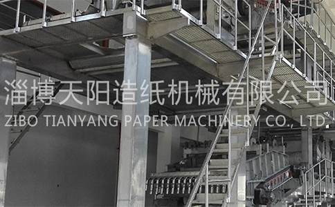 造紙機械設備糊網原因及處理方法