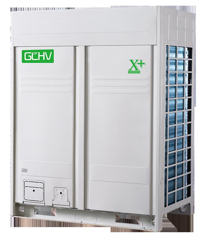 X+系列喷气增焓多联机