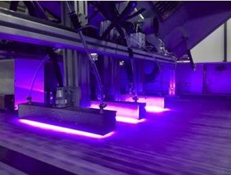 UV LED固化成为主流固化技术