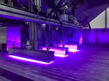 UV-LED应用于PCB曝光设备
