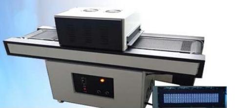 有关UVLED固化炉的几个重要运用方向