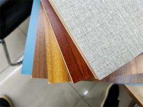 具有自己的地板或木板类型的是什么板材?