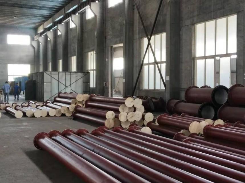 现场安装钢衬四氟管道遇到的问题及使用特点