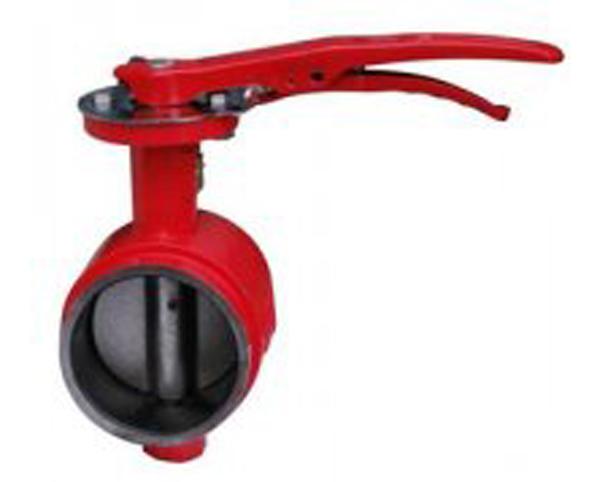 消防信号蝶阀安装方法