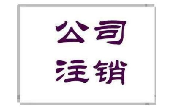 杭州公司注销清算