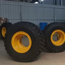 矿用填充轮胎
