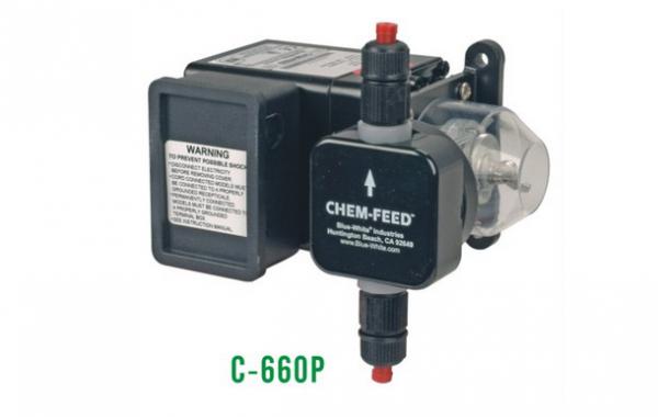 美国BLUE WHITE C-660P自动投药器