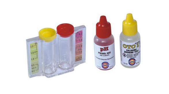 标准验水盒