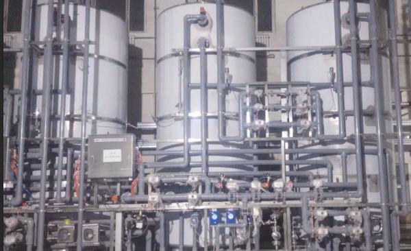 混床复床离子交换器 去离子水设备