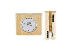 TYLO标准木温度计、木沙漏