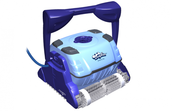 海豚 Maytronics Sprite RC 泳池全自动泳池吸污机 全新2002