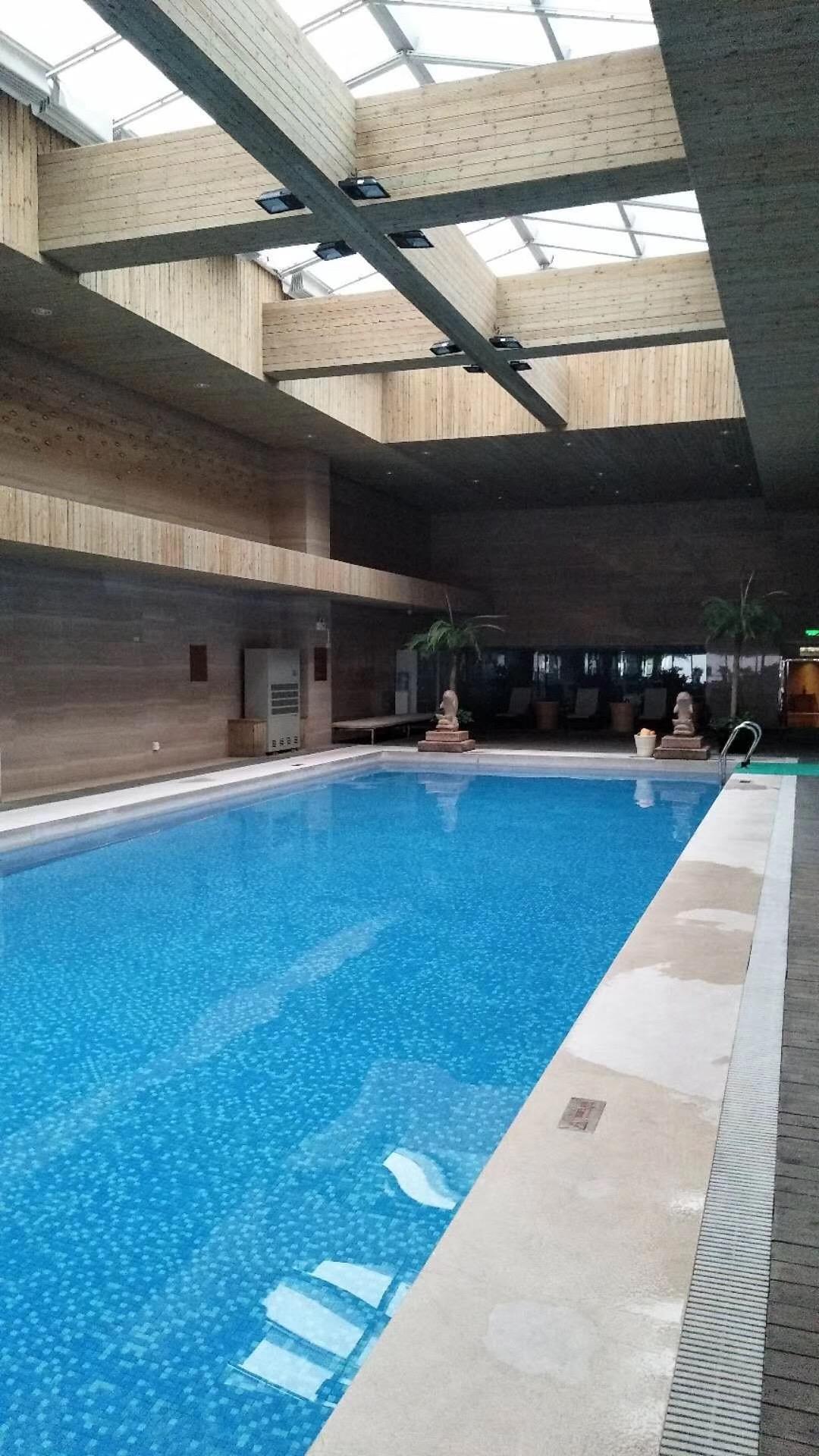 泳池水处理设备的施工安装要求