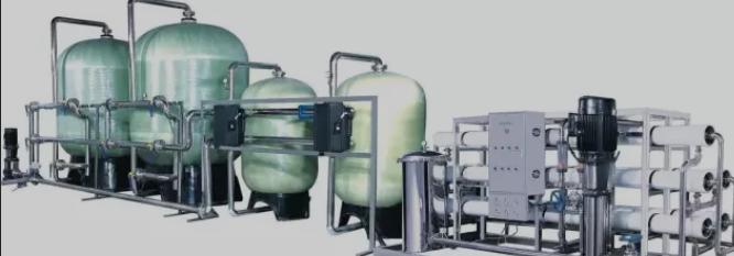 全自动锅炉软化水设备性能参数