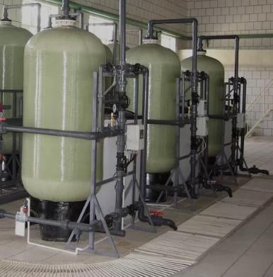 自动锅炉软化水设备