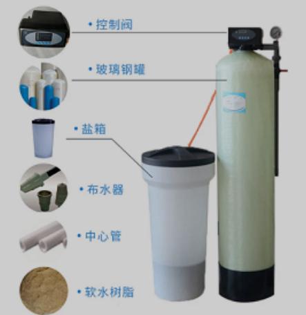 锅炉全自动软化水设备