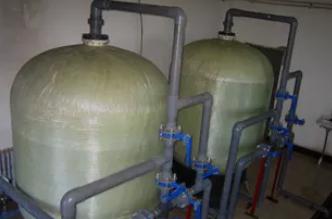 离子交换软化水