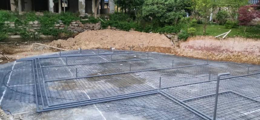 杭州佳劲泳池设备项目