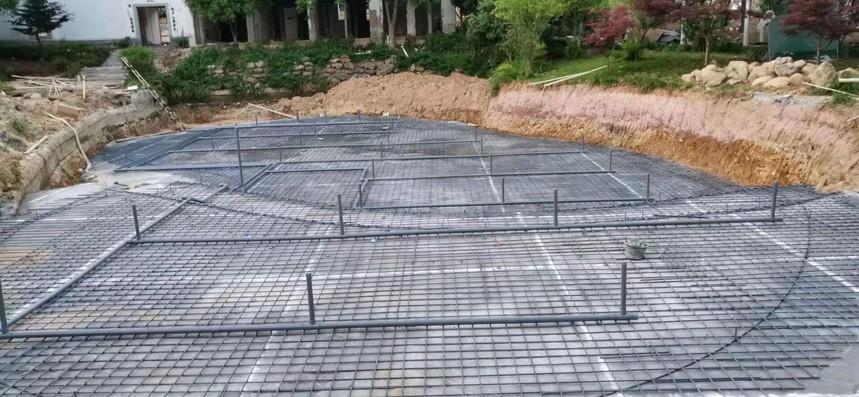 杭州泳池设备安装