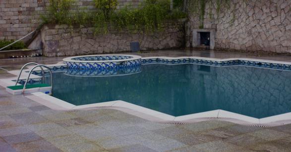 别墅泳池设计