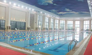 游泳池设备的平衡水池的容积和构造有哪些标准