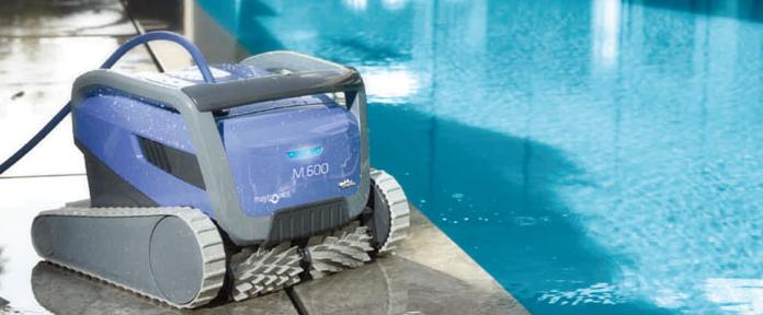 全自动游泳池吸污机