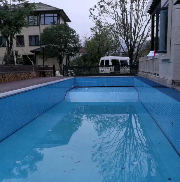 别墅泳池工程