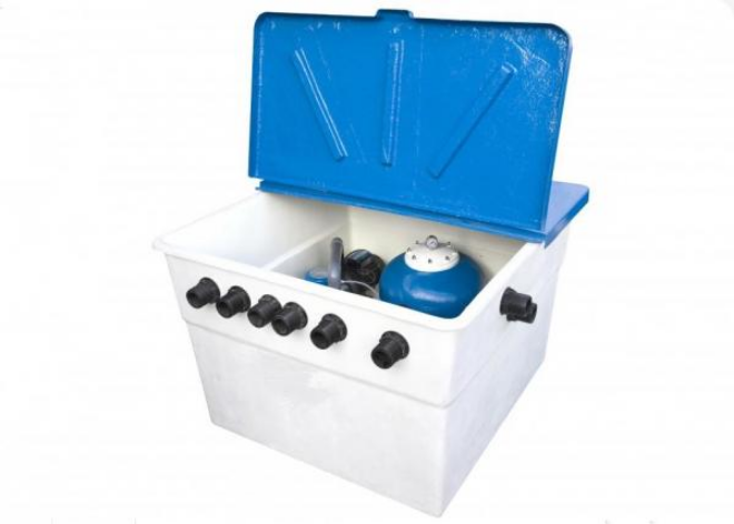 一体化泳池过滤设备